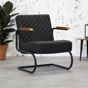 Fauteuil Nigel Antraciet - VD-F20A