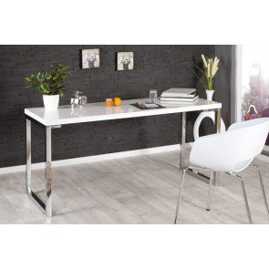 Bureau White Desk Wit 160cm - 21142