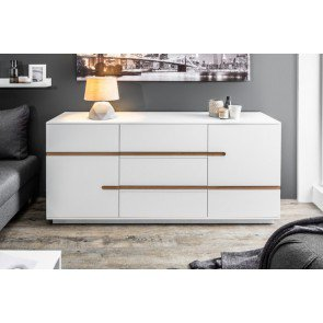 Sideboard Elements 160cm Wit -  38953