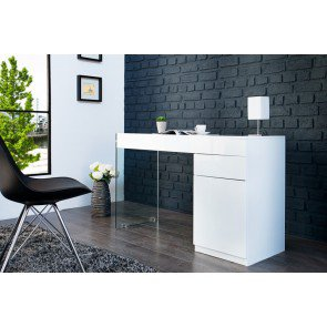 Bureau Floating Wit 120cm - 35716