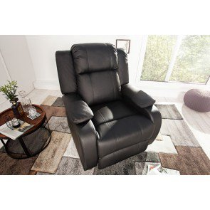 Fauteuil Hollywood Zwart - 36029