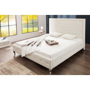 Bed  Extravagancia 180x200cm Wit - 36678