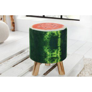 Zithocker Fruits 45cm Watermeloen Groen - 36951