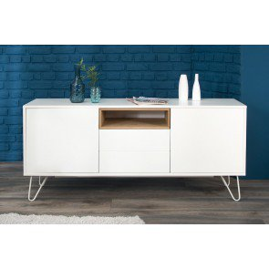Sideboard Baltic 150cm Wit - 36802