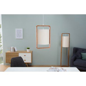Hanglamp Scandinavië naturel - 38158
