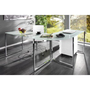 Bureau Big Deal Wit - 38382