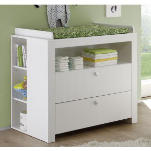 Commode Olivia 96cm Wit  - 155363001D