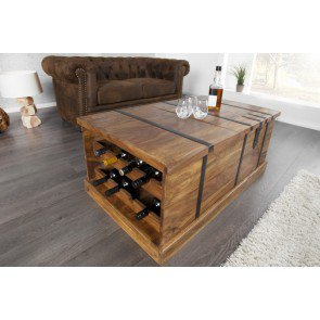 Salontafel Bodega Massief Sheesham hout - 30151