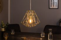 Hanglamp Cage S 36cm Goud - 39319