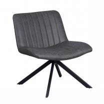 Fauteuil Liv Antraciet - VD-F31A