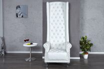 Chesterfield Royal Chair Wit - 18533