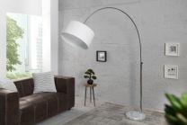 Vloerlamp Lounge Deal Classic wit - 35596