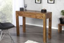 Sidetable Makassar 75x100cm Massief Sheesham Hout - 30148