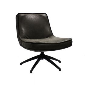 Fauteuil Toby Antraciet - VD-F26A
