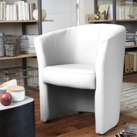 Fauteuil Charlie Wit - RF9750-B13